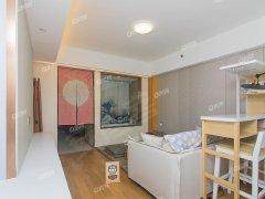 佳兆业精装一房一厅 家电齐全 采光好楼层佳 直接拎包入住