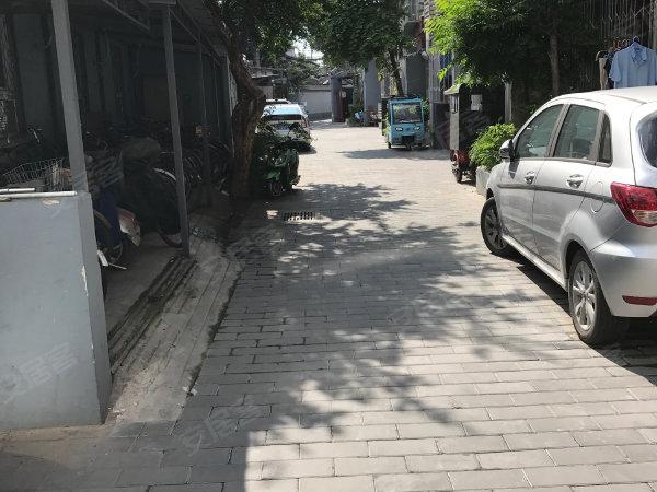 什锦花园胡同15号院户型图实景图片