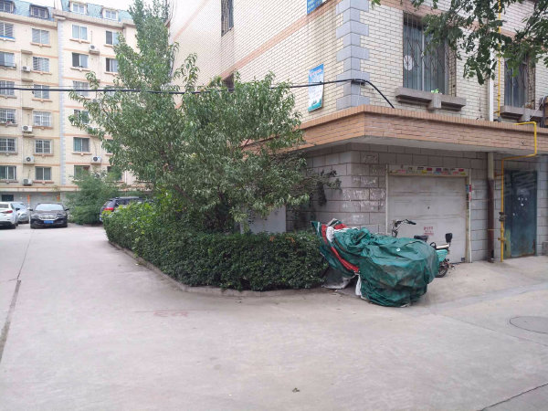 西苑北小区户型图实景图片