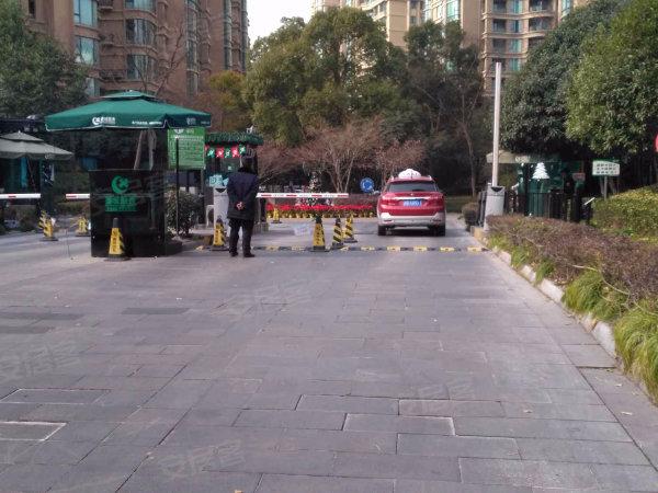 上海绿城户型图实景图片
