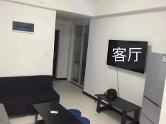 和昌都汇广场1室1厅邻地铁精装温馨干净家具家电齐拎包入
