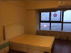 龙湖中心58平精装公寓出租 独立厨房卫生间