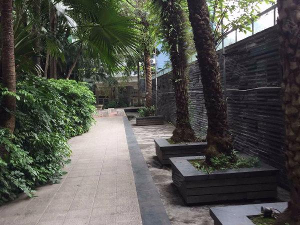 理想蓝堡国际花园户型图实景图片