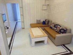 万达附近下洲花语一房一厅大阳台精装修全配价格1900看房方便