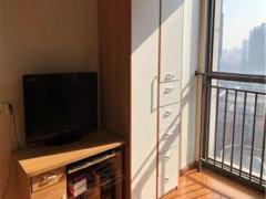万达旁中南锦城42平公寓 精装修 家具家电齐全1500元月