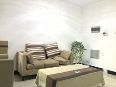 世欧广场 王庄象园 精装单身公寓 1米8大软床大阳台视野超棒