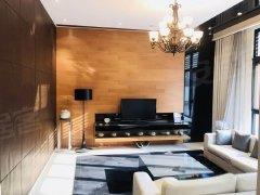 独栋样板间香港知名设计师梁志天设计5居室南向挑高客厅