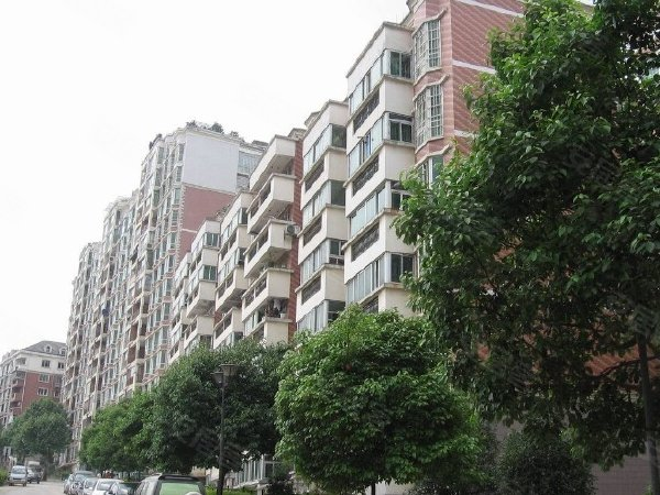广信四季家园户型图实景图片