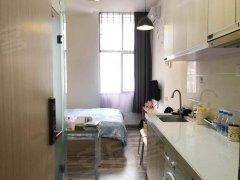 万科红三期旁精装公寓 租金2200有空间 随时看房 全齐出租