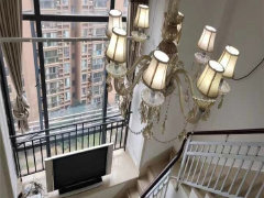 卫东地铁口 精装朝南复式公寓 家电家具齐全 钥匙在手随时看房