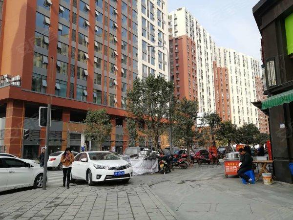 合能橙中心(商住楼)户型图实景图片