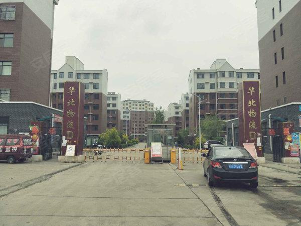 华北物流户型图实景图片