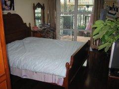 银领国际主卧室出租15平米3090一月