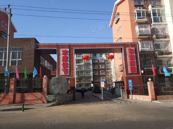 石门营新三区户型图实景图片