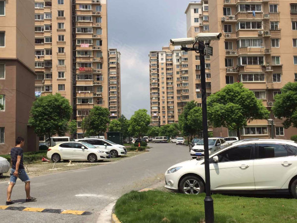 三林新村户型图实景图片