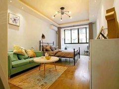 七号线茶光地铁口,精装品牌公寓,时尚单间,家电全齐,拎包入住