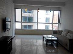 福民香江佳园 电梯11楼 精装地热 大两室 两厅 南北通透