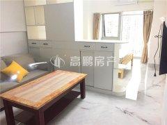 近软件园 宝龙商圈 南北35平单身公寓 生活方便 拎包入住