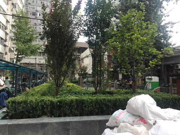 东交民巷32号院户型图实景图片