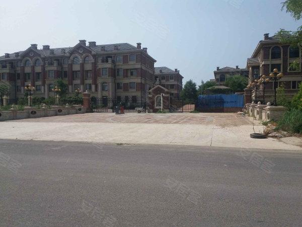 团泊湖光耀城户型图实景图片