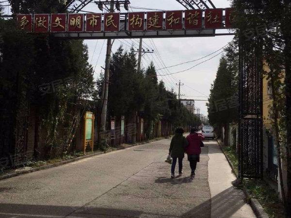 石河营东社区户型图实景图片