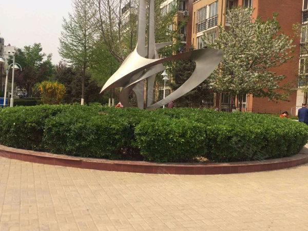 流星花园二区户型图实景图片
