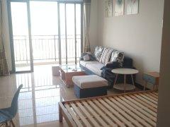 现代城公寓新装修  向秀丽公园旁 环境舒适 可住可办公