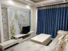 万达广场附近,精装两室带全套家具家电,拎包入住
