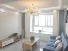整租 地铁营盘街附近SR国际新城 清河湾 精装两室温馨干净新