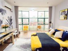 租房就租心意房,超大空间,独立卫浴,落地窗大阳台,押一付一.