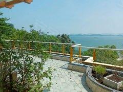 天琴湾五房一线海景环境优美带阁楼,适合居住,做会所