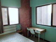 聂庄A区地铁口200米精装一室带独卫家电齐全双窗户光线好
