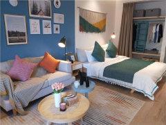 香江枫景 超实惠单身公寓 装修风格多样 干净卫生安全