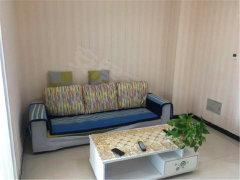 未来石 精装修一居室 家具家电齐全 随时看房 拎包入住 真实
