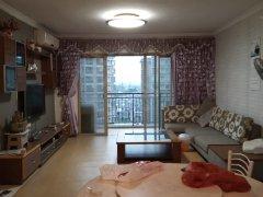 石竹山水园4期超大三房二厅143平方带全屋家私电器*出租
