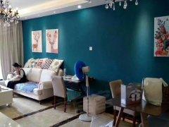 东盟中央城豪华大两房出租,家电家具齐全,你想要的欧式风格。