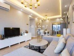 心海城豪装舒适大三房业主放租,全新家私电齐全,随时可以看房