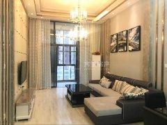 世纪中央城 全新装修 干净清爽跃层三室招租 看房方便有钥匙