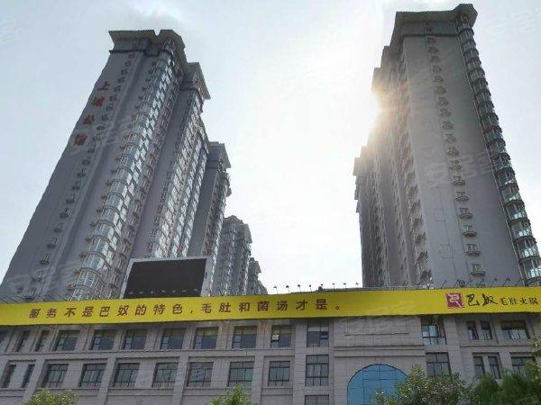 上城公馆户型图实景图片