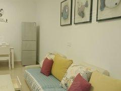 万达城精装修两房,家电家具齐全,拎包入住。房东急租,地铁口旁