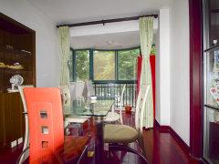 天安高尔夫花园珑园 拎包入住 主卧出租大飘窗 东南景观好