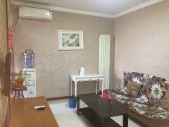 升龙国际旁,精装全壁纸温馨一室一厅,全齐双气,两台空调实拍图