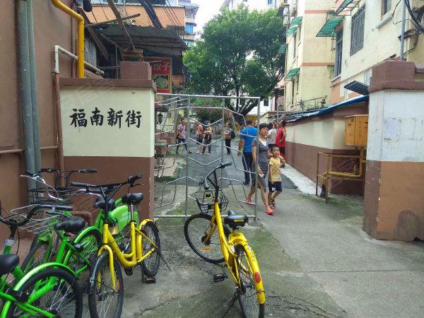 福南新街小区户型图实景图片