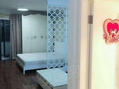 嵩山北路升龙天汇一室出租,新房家具家电全齐拎包入住急租可议价
