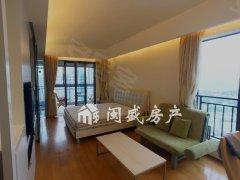 海峡国际社区二期 高层精装单身公寓 中航紫金广场观音山