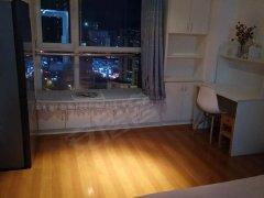 杨家滩转盘100B公寓精装修未住人 家具家电齐全看房方便