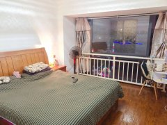 欧尚国际商城旁  红谷十二庭精装修朝南一房仅租1050元