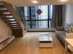 公明峰荟花园复试2房 大落地窗景观好,全新家私家电,拎包入住