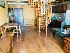黄兴步行街 新青年公寓 复式楼出租 可做民宿 工作室 居家