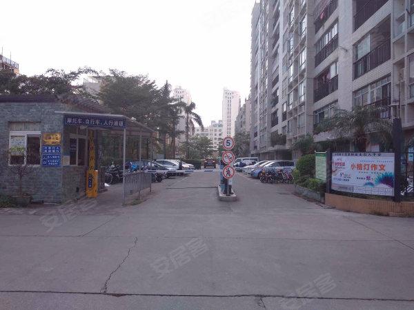 中珠早晨户型图实景图片